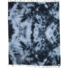 Sand Cloud - Black Acid Wash Towel